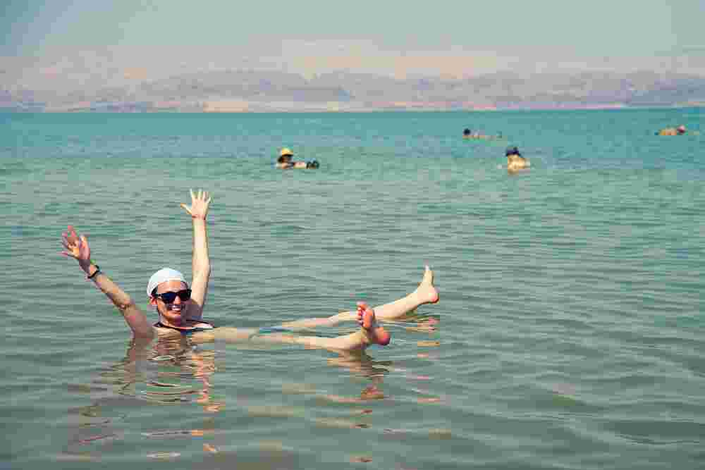 Jordan Country Dead Sea