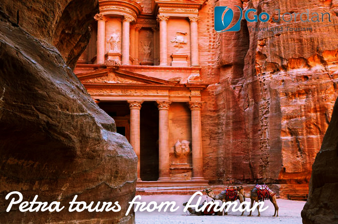 Petra tours from Amman